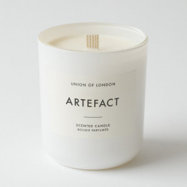 Union of London Artefact Large White Candle