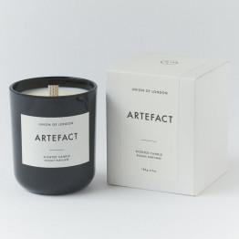 Union of London Artefact Medium Black Candle
