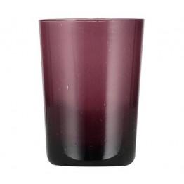 Garnet Handmade Glass Tumbler