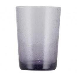 Violet Handmade Glass Tumbler