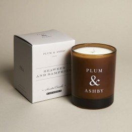 Plum & Ashby Seaweed & Samphire Candle