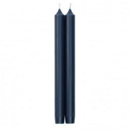 Pair of Luxury Candles Marine Blue