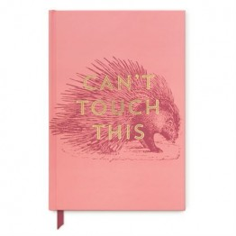Can't Touch This Notebook