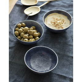 Fiskardo Nibble Bowls Set of 3