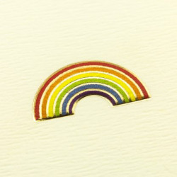 Rainbow Notelets