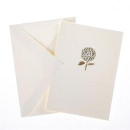 Hydrangea Notelets