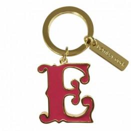 Bombay Duck Monogram Keyring E